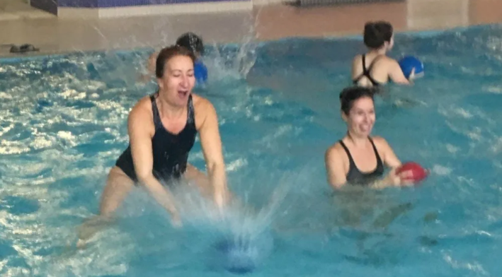 Aqua CrossTraining