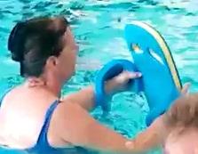 Aqua-Rücken-Fit (im flachen Wasser)