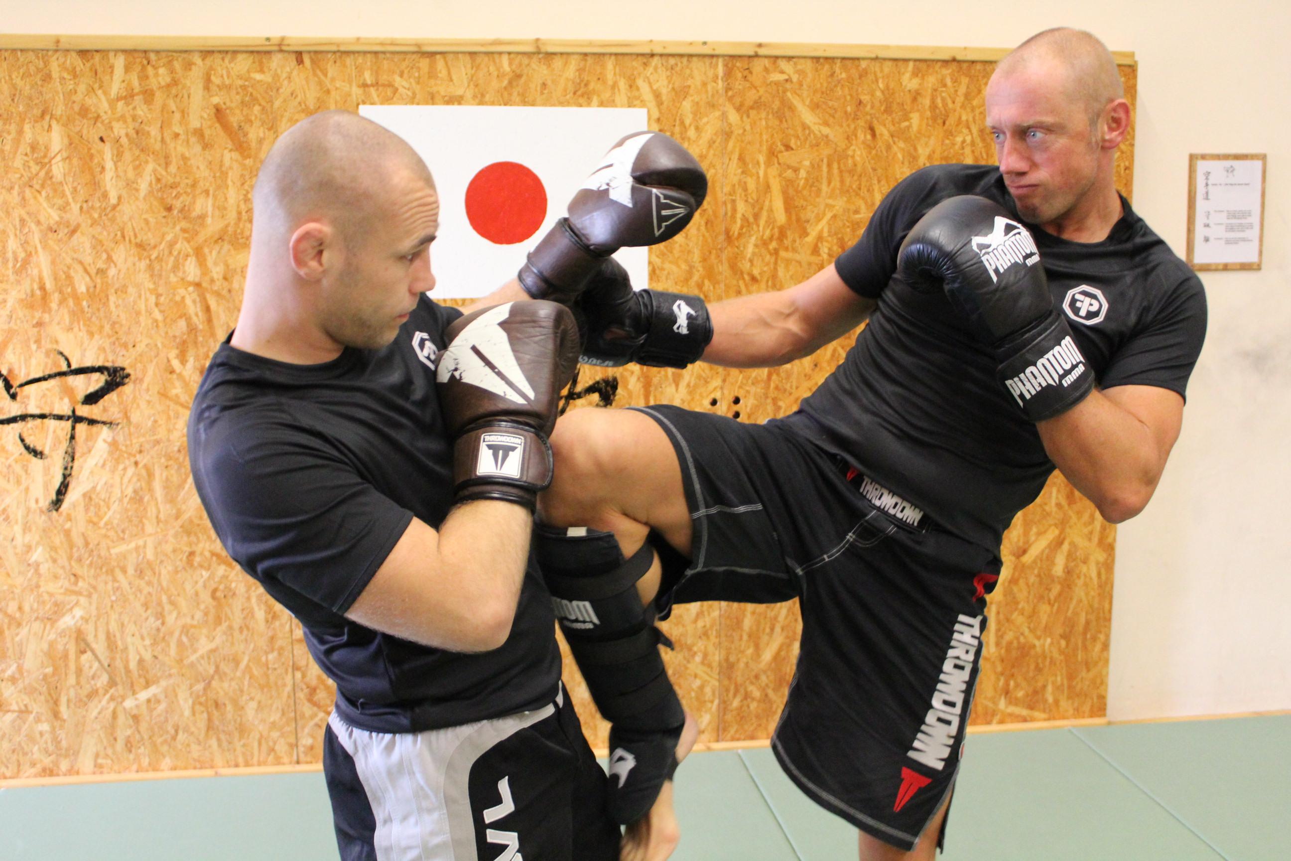 Kickboxen / Thaiboxen in Bergisch Gladbach