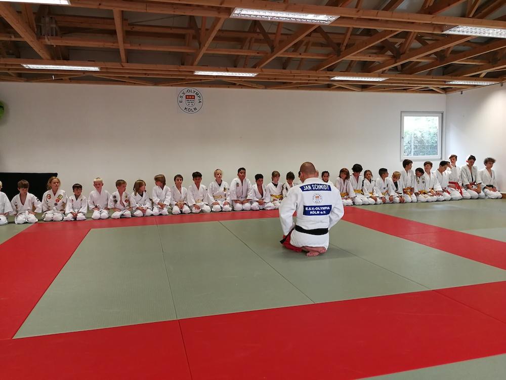 Judo U15 + U18