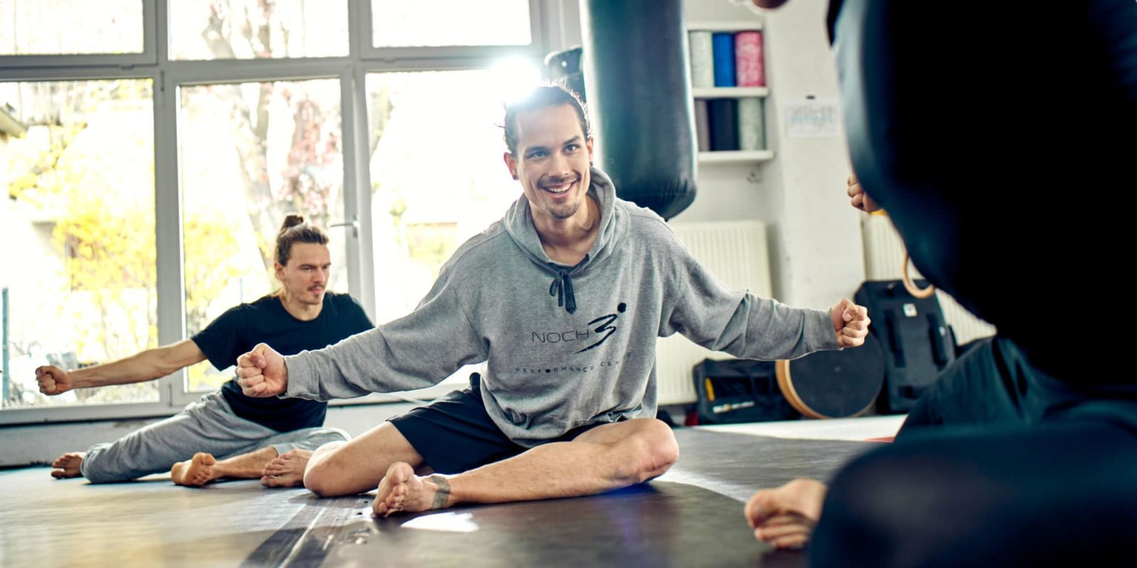 Yoga - Vinyasa Level 1 im Herzen von Köln