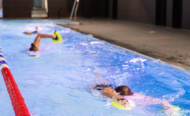 Schwimmen in Köln - Technik Training für Erwachsene