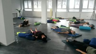 Hatha Yoga sanft in Neuss