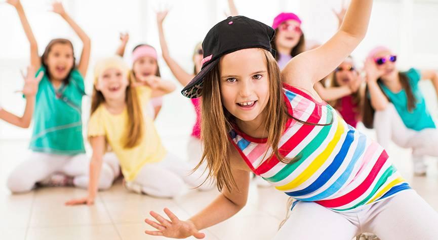 Dancing Minis 1 für Kinder ab 4 Jahre