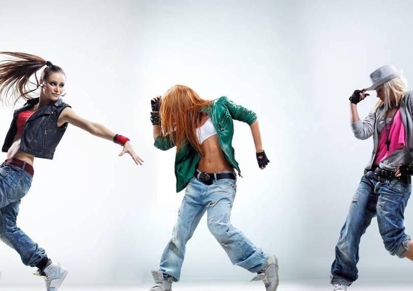 Show Teens ab 13 Jahre mit Hip Hop, Jazz, Modern und Musical Dance