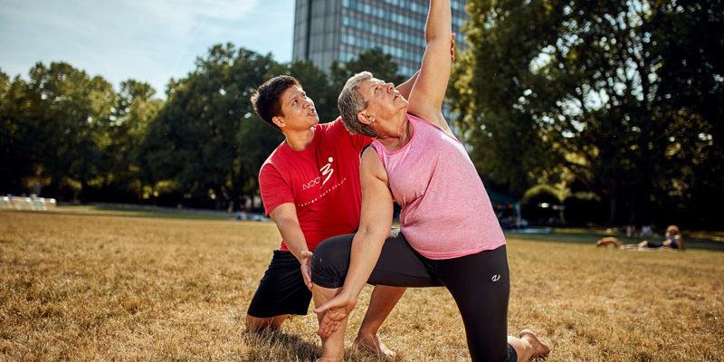 Movement Training im Herzen von Köln